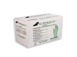 دستکش جراحی سوپر مکس