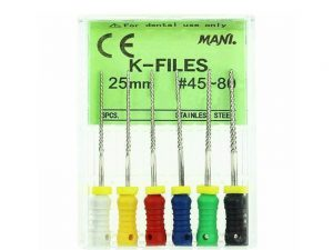 K-File 25 میلیمتری Mani