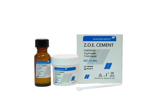 خرید سمان زینک اکساید اوژنول MasterDent Z.O.E