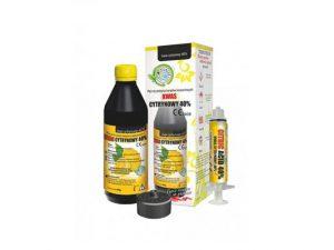 محلول اسید سیتریک 40 درصد Cerkamed