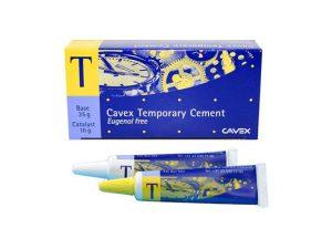 سمان چسب موقت Temporary Cement