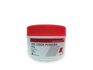 پودر زینک اکساید MasterDent - Zinc Oxide Powder
