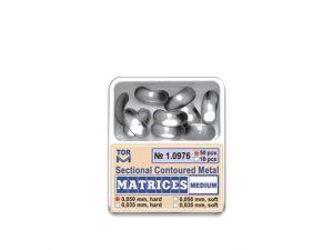 سکشنال ماتریکس تک سایز 50 عددی 1.0976 TorVM - Sectional Matrices