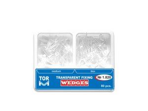 وج شفاف (نوری) 1.820 TorVM - Transparent Wedge